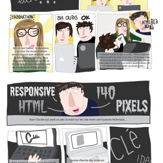 BD webmaster et graphistes